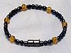 Single Strand Irridescent Bracelet