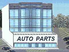 Auto car truck parts and accesssories
